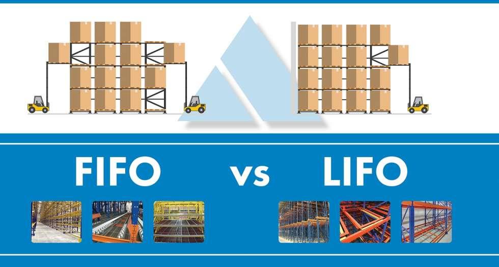 مقایسه روشهای FIFO و LIFO