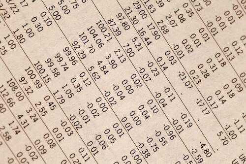 داده کاوی در حسابداری
