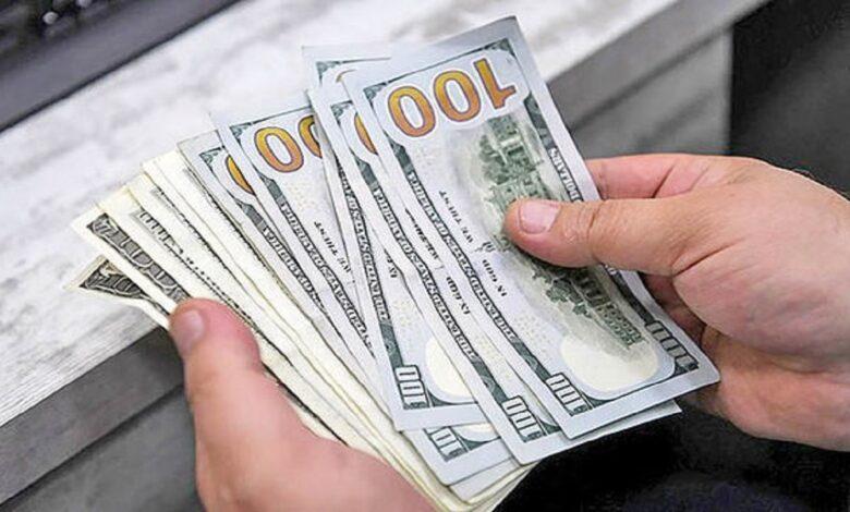 دلار 20 هزار