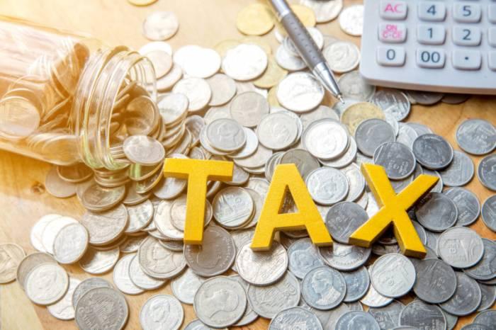 سهم مالیات