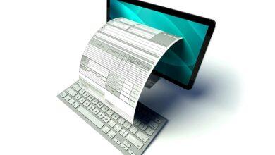 ابلاغ الکترونیکی مالیات
