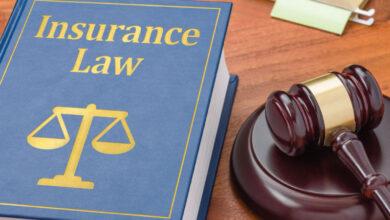 قوانین بیمه