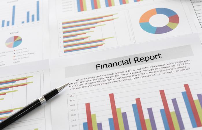 گزارش مهم مالی