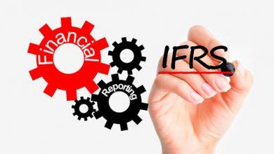 استاندارهای بینالمللی حسابداری