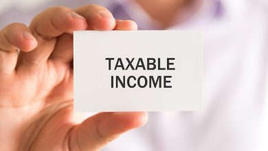 درآمد مشمول مالیات