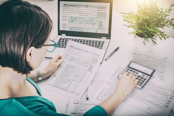 اشتباهات رایج حسابداری